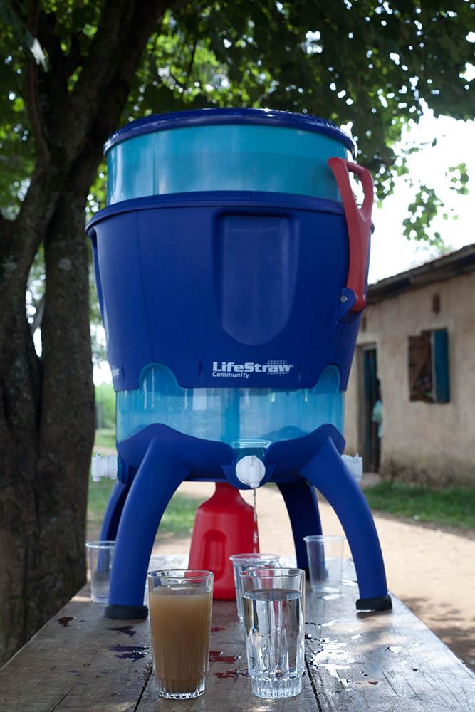 Filtration System Delivered – June '20